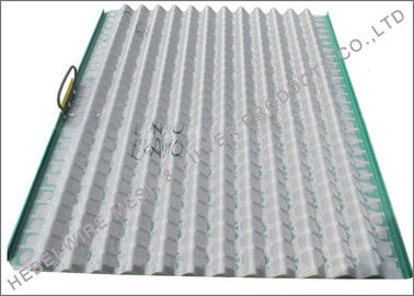 Cina 600 Shaker Pinnacle Shake Screen, 20 - 325 Mesh Shale Shaker Screen Suppliers pemasok