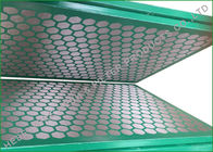 Brandt Cobra HS Shale Shaker Screen 6BHX Untuk Drilling Fluid Filtration