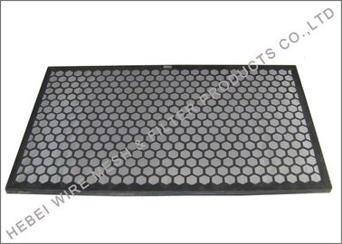 Layar Shale Shaker Mesh SS, Kain Ultra Fine Wire Solid Control Shaker Screen