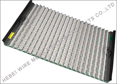 Pinnacle Shake Screen Hookstrip Panel Pinnacle SS Grade 316 Raw Material