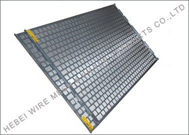 High Performance Hookstrip Flat Screen API Standard Wire Screen Panel