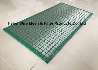 Cina Blue Hex Panel Shale Shaker Screen Manufacturers Mutiple Layers Wire Mesh pabrik